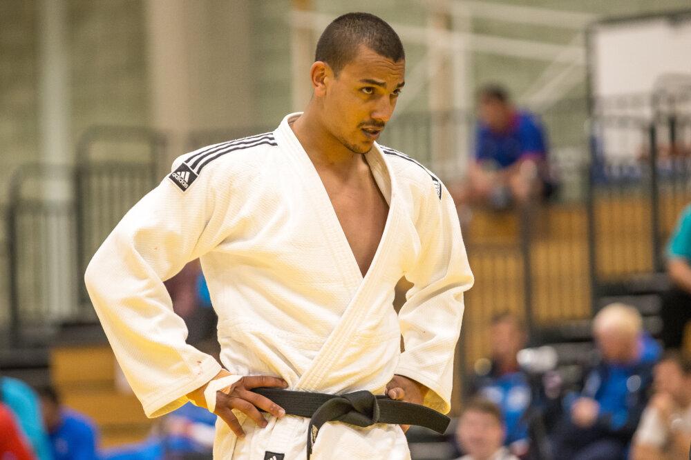Elliot Stewart, British Paralympian judoka by ©British Judo